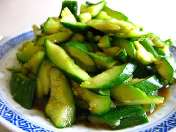 chinese, cucumber, recipe, salad, smashed, cold dish 拍黃瓜