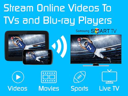 Video- und TV-Besetzung | Samsung TV - HD-Film-Streaming android