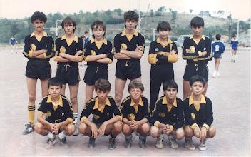 Photo: 1986-87 Η πρώτη παιδική ομάδα της ΑΕΚ
