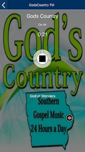 God's Country FM- screenshot thumbnail