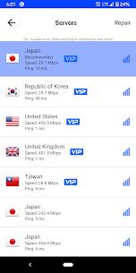 XSafe VPN Pro: VPN Proxy Server & Secure Service 2