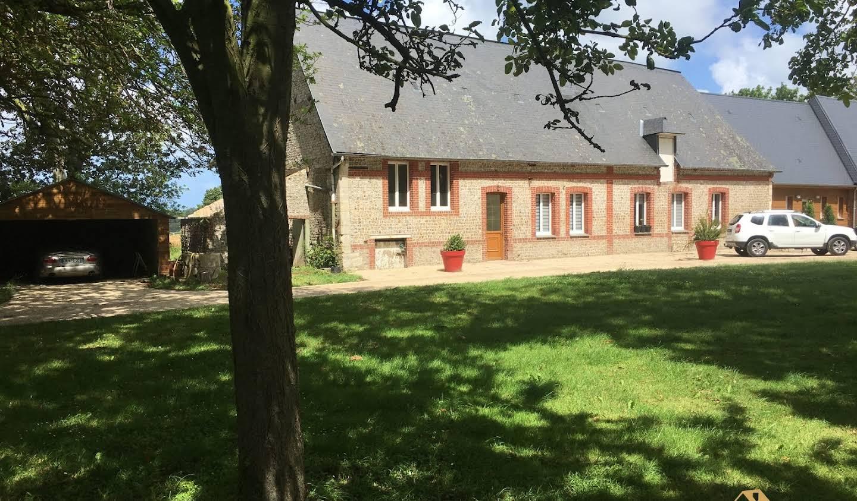 Corps de ferme Bordeaux-Saint-Clair