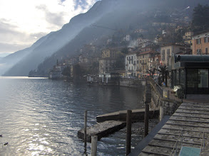 Photo: Argegno in winter