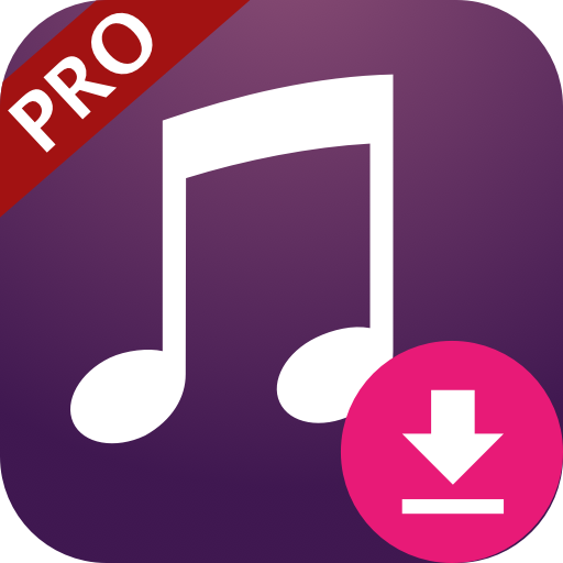 Free Music Downloader & Mp3 Music Download Icon