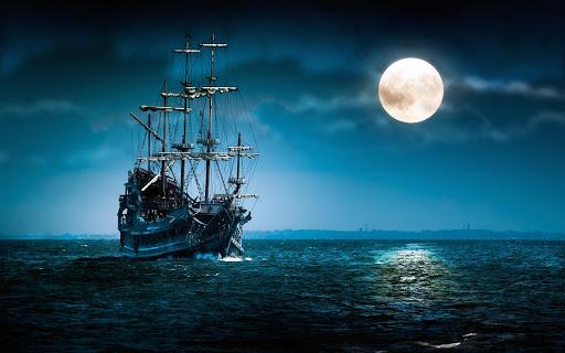 Ship Live Wallpaper