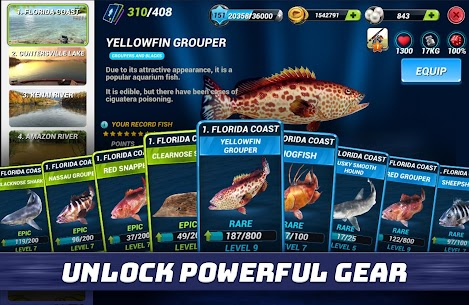 Fishing Clash Mod Apk 1.0.134 Latest (Easy Combo + No Ads) 4
