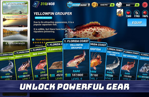 Mod Game Fishing Clash for Android