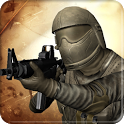Urban Commando Shooting 3D icon