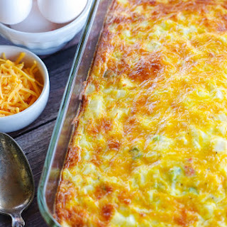 Egg With Hash Browns Recipes