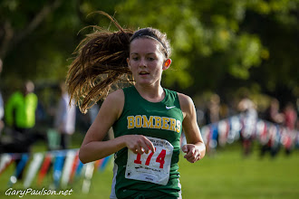 Photo: Varsity Girls 4A Mid-Columbia Conference Cross Country District Championship Meet  Buy Photo: http://photos.garypaulson.net/p556009210/e48559a7a