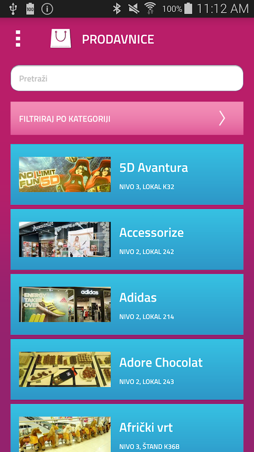 DeltaCity- screenshot