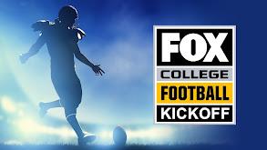 FOX College Football Kickoff thumbnail