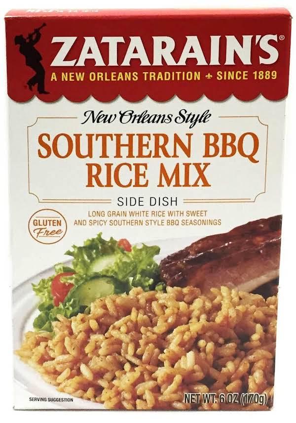 Bbq Rice Recipe