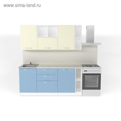 Кухонный гарнитур Алиса макси 4 1800 мм