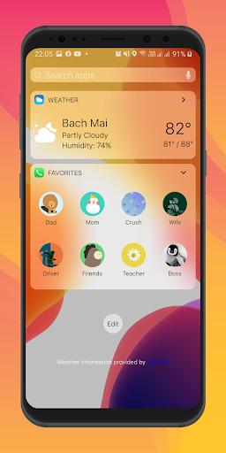 Launcher iOS 14 screenshot 6