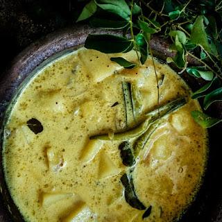 Creamy Potato curry