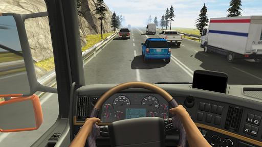 Truck Racer APK MOD screenshots 1