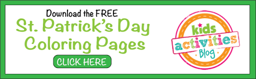 Click here for FREE St. Patrick's Day Coloring Pages
