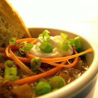 Cabbage Stew.