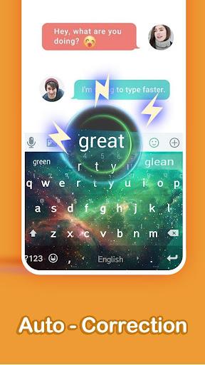 u2764ufe0fEmoji keyboard - Cute Emoticons, GIF, Stickers 3.4.2117 screenshots 7