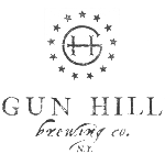 Logo of Gun Hill Boogie Down Brown