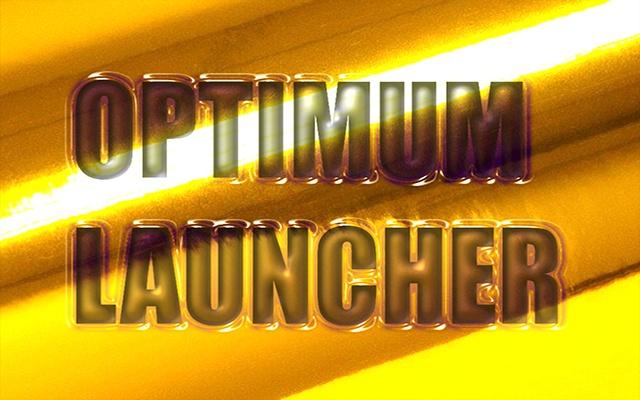 Optimum Launcher