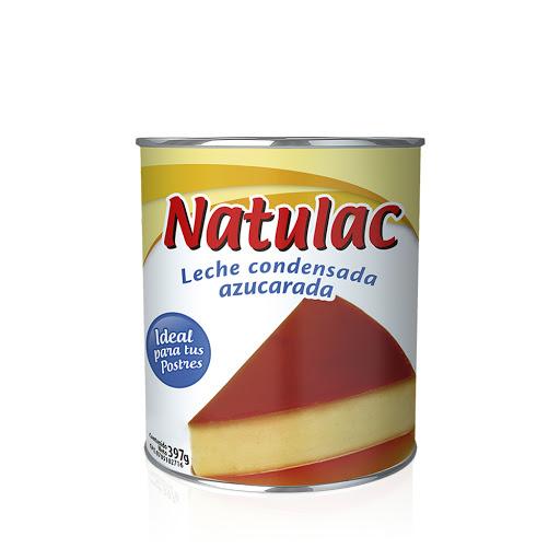 Leche Condensada Natulac Lata 397Gr