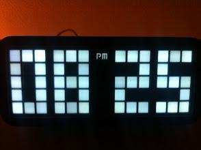 Photo: Pixel Clock