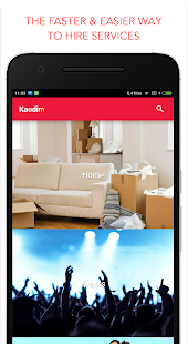 Kaodim - Hire Services- screenshot thumbnail