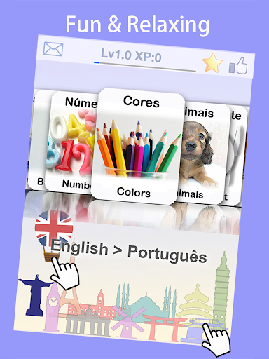 Learn Portuguese Travel Words