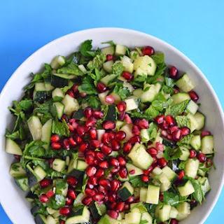 Juicy Pomegranate Salad