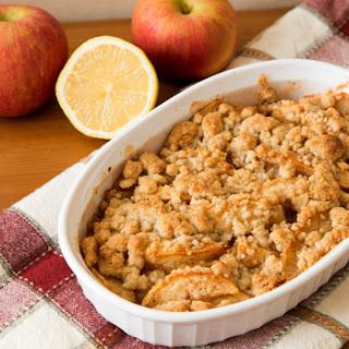 Apple Crumbles Recipe