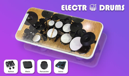Electric Drum Kit 1.7 screenshots 1