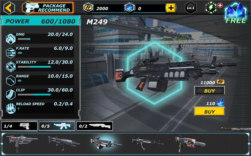 Cyber Gangster 3018 1.3 screenshots 4