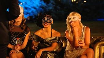 Royal Masquerade Begins