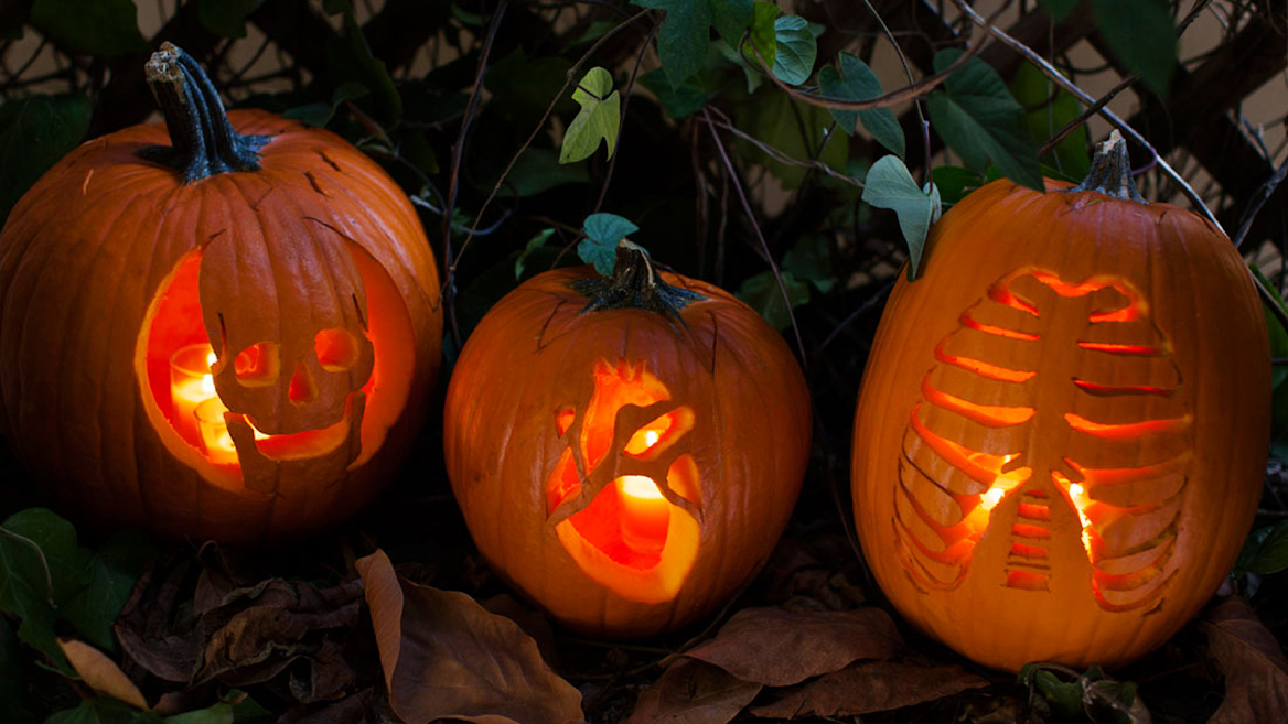10 bước cơ bản để khắc bí ngô Halloween cực ấn tượng