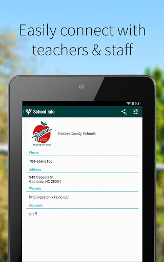 教育必備APP下載|Gaston County Schools 好玩app不花錢|綠色工廠好玩App