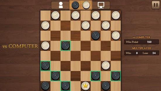 King of Checkers Screenshot
