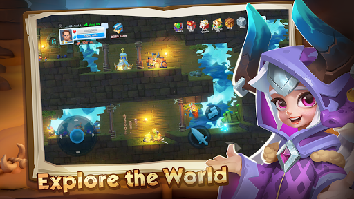 Craft Legend: Epic Adventure screenshot 11