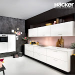 Choose Best Color Combination For Your Kitchen - HaeckerIndia