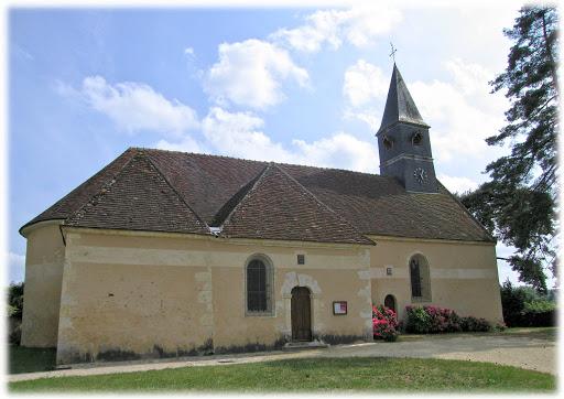 photo de église La Très Sainte Trinité