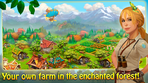 Charm Farm - Forest village android2mod screenshots 8