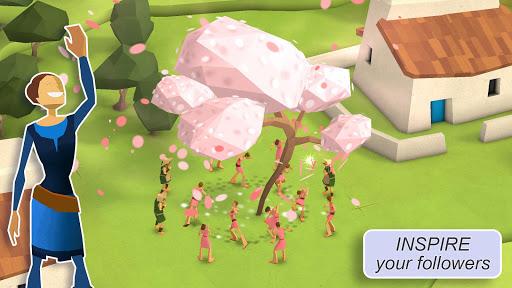 Godus screenshot 3