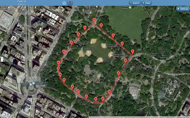 Maps Entfernungsmesser Iphone : Freier kartenmesser chrome web store