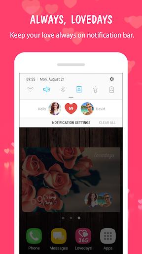 Been Love Memory - Love Days Counter 1.0 screenshots 8