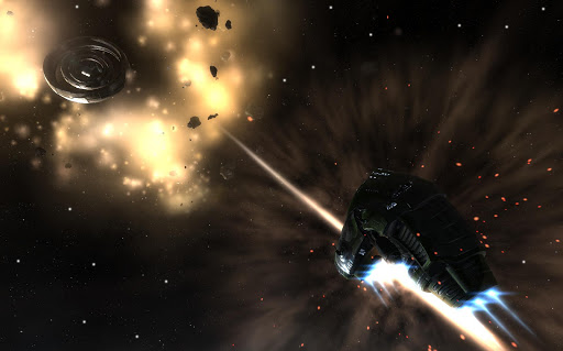 Spaceship Escape