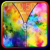 Colors Zipper UnLock