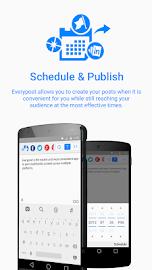 Social Media, Twitter, Google+ Screenshot 1