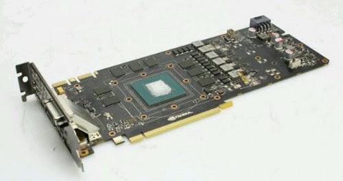Cận cảnh card đồ họa khủng Nvidia GeForce GTX 1080