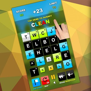 Word Mania PRO Screenshot